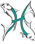 Zodiac sign for Piscean