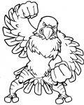 Design present angry bird