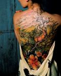 Great tattoo on back