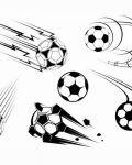 Design with footballs