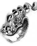 Biomechanical idea for tattoo