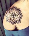 Shoulder tat designs