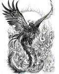 Phoenix on fires