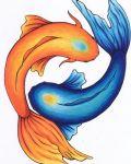 Fish as zodiac sign