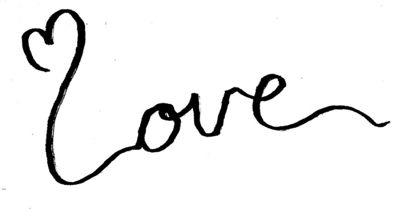 Idea for tattoo with word